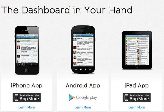 Hootsuite Mobile, Social Media Management