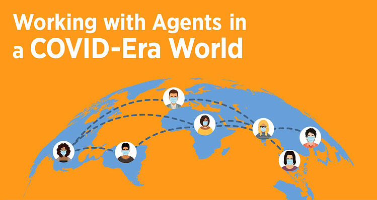 Working with Agents in COVID
