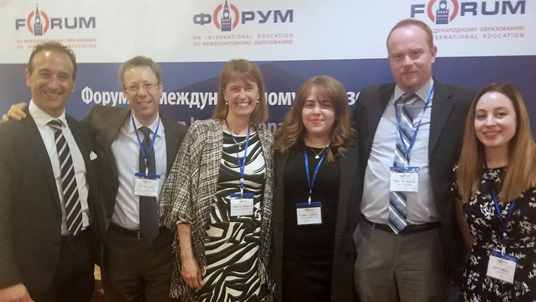 Forum on International Education - Moscow