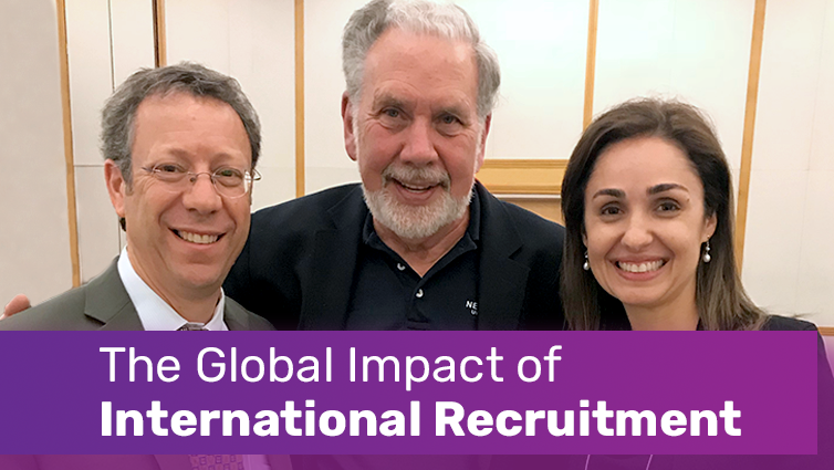 The Global Impact of International Recruitment