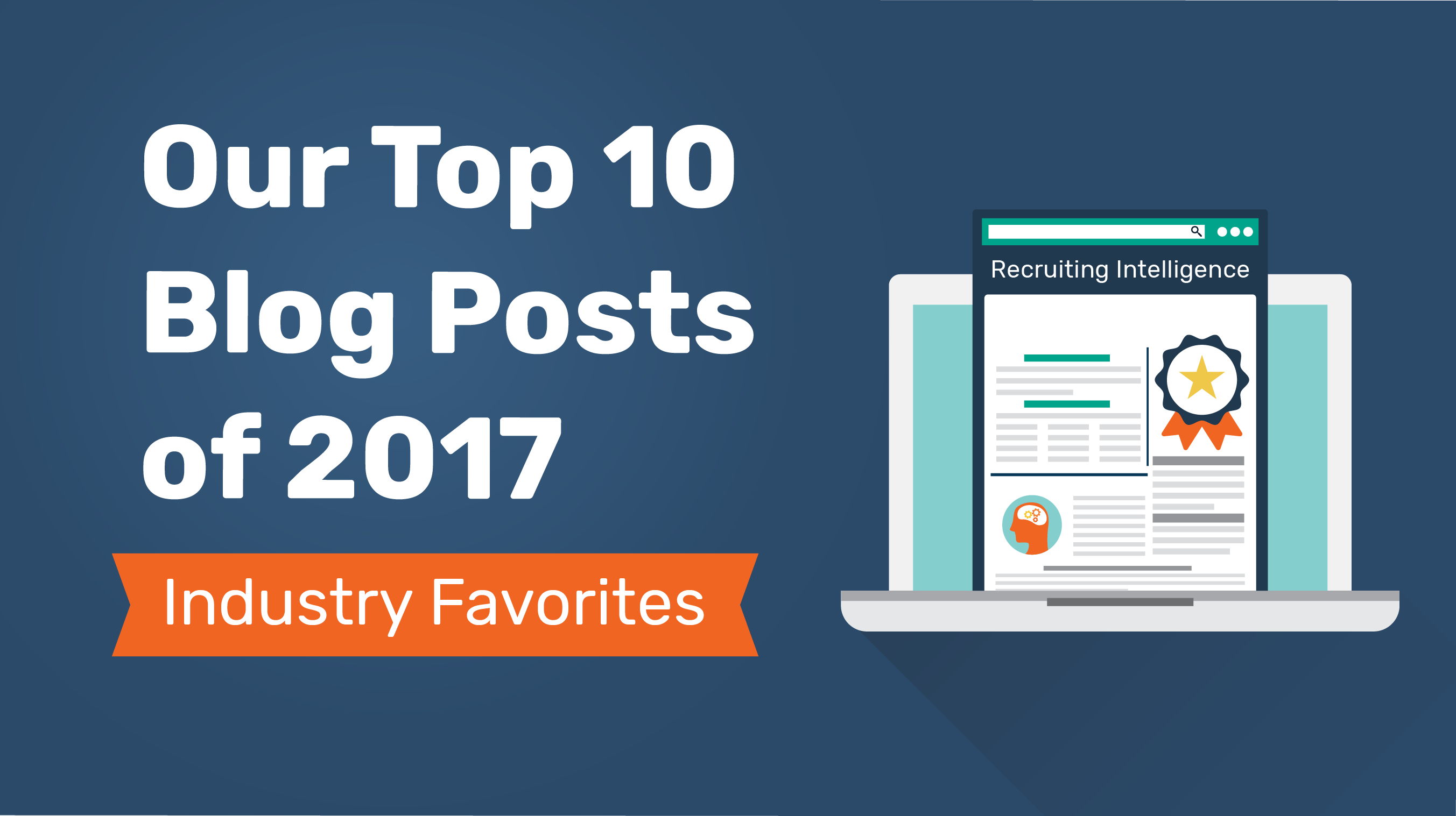 Our Top 10 Blog Posts of 2017