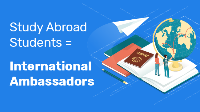 Study Abroad Students are International Ambassadors