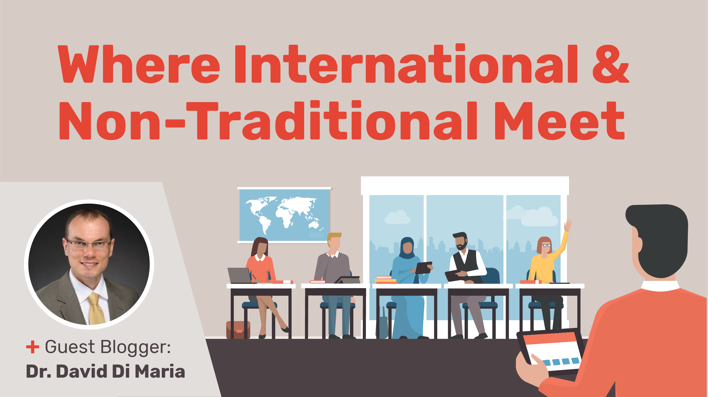 Where International & Non-Traditional Meet